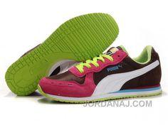 http://www.jordanaj.com/puma-cabana-racer-ii-lx-sneakers-brown-red-green-online.html PUMA CABANA RACER II LX SNEAKERS BROWN/RED/GREEN ONLINE Only 84.07€ , Free Shipping!