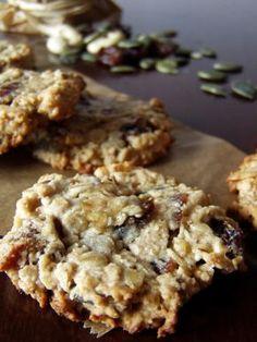 TynaTyna: Ovesné sušenky s javorovým sirupem Krispie Treats, Rice Krispies, Kids Meals, Banana Bread, Food And Drink, Cookies, Desserts, Fitness, Crack Crackers