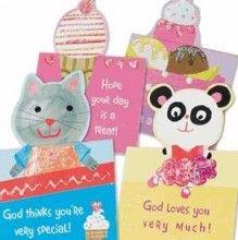 Boxed Gift Cards Valentine-Sweet Sprinkles  KJV Scripture   (32 Pack) $2.39