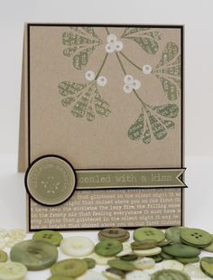 Becky's fabulous new stamp set!     http://hemidemisemiquaverdesignblog.com/2012/10/15/sneak-peek-of-mistletoe-memories/