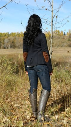 Equestrian Style- Fall Fashion by Cashmere & Camo