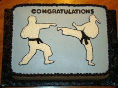 karate cake images   embed
