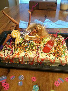 Best 21st Birthday Cake Ever!