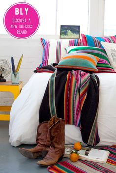 :: cor ao lado da cama ::