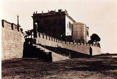 Primera costanera de asuncion 1900