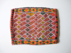Artisan Project Pillow Cover #1