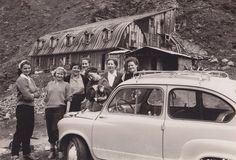 Valais, Tracouet - Nendaz Street View, First Car, White People