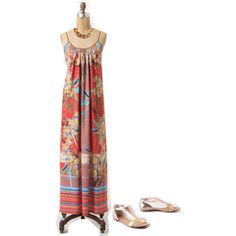 a great dress for lunch or dinner on your next beach holiday #beach #beachwear #fashion