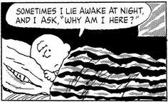 I hear ya Charlie Brown