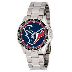 We offer a huge selection of officially licensed Houston Texans NFL football watches at http://www.Fan-Watches.com