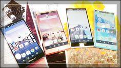 Sharp Aquos Zeta SH-01G Android Smartphone