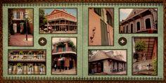 Architecture of New Orleans Part 2 - Scrapbook.com