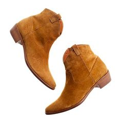 The Barnwood Boot (a la Isabel Marant knockoff Dicker boots)