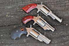 Weapons Guns, Guns And Ammo, North American Arms, Pocket Pistol, Heckler & Koch, Pew Pew, Outdoor Survival, Concealed Carry, Shotgun