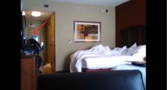 He Set Up A Hidden Camera In His Hotel Room. What He Discovered Is Shocking!