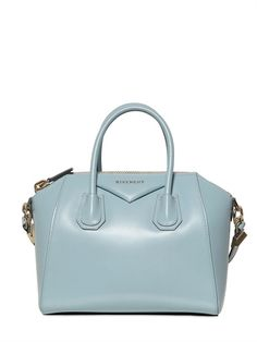 Givenchy smallAntigona leather bag  babyblue Givenchy Antigona e6ce0254dbe0b