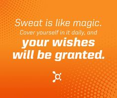 Good things come to those who sweat. #Motivation