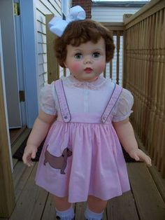 Ideal Doll Penny Playpal 32 El | eBay