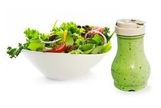 This salad dressing recipe is a perfect, satisfying, and easy addition to your daily superfood regime! It's creamy, a tad spicy and packed with flavor and nutrition. Spirulina and Sun is Shining provide protein and extra minerals, hemp seeds and Sacha Inchi oil provide essential omega fatty acids, and the ginger and pepper powder provide just enough kick to get your metabolism hopping!