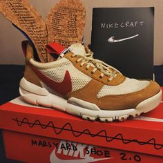 [LPU] Nike Mars Yard 2.0 x Tom Sachs