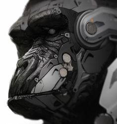 Gorilla Bot by Darren Bartley