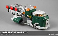 Lego Hover Truck | The Lego Car Blog