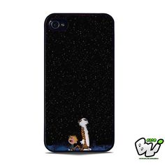 Calvin And Hobes Night Sky iPhone 5 | iPhone 5S Case