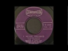 The Cookies - I Never Dreamed - YouTube