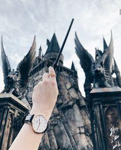 I'm going to Hogwarts Goodbye