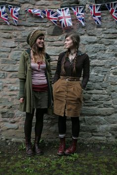 what modern farmer alludes to female farmers wearing...