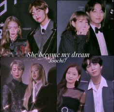 Ariana Grande Gif, Kpop Couples, Big Group, Blackpink And Bts, Jennie, Jikook, Aesthetic Pictures, Chanyeol, My Dream