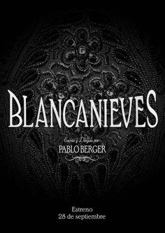 Carátula Cartel2 de Blancanieves (2012)