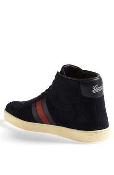 Gucci | 'Orizon' High Top Sneaker #gucci #sneakers