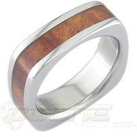 Wood inlay Bands