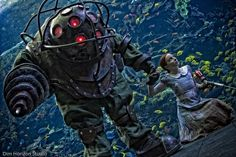 Bioshock (fan art) – 37 фотографий