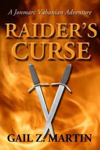 Book Review: Raider's Curse - Gail Z Martin