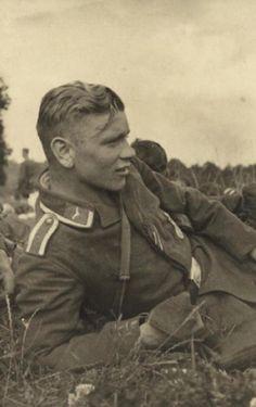 vintage handsome soldier   Handsome Soldier