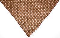 Är du sugen på att lära dig sticka spetsmönster? Här är en enkel och vacker sjal att börja med.