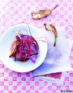 Filet de boeuf et jambon bellota bellota