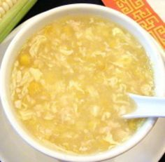 Easy Chinese Chicken And Corn Soup Recipe - Chinese.Food.com