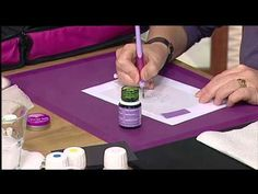 ▶ An Introduction to Parchment Craft with Pergamano - Part 1 | Craft Academy - YouTube