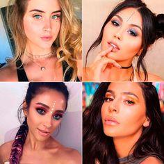 Inspírate en los 'beauty looks' que 'it-girls' e 'instagrammers' publican en sus redes sociales