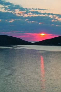 ✯ Sunset in Kalymnos