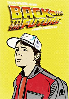 Back To The Future! on Behance
