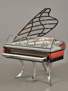 PH flygel 1 - Piano by Danish design legend Poul Henningsen
