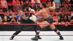 Reigns feud will make or break Rusev as US champ = Following his suspension and subsequent loss to Finn Bálor on Raw last week, it was inevitable that Roman Reigns' career would take a dive for the foreseeable future.  A month away for his first violation of WWE's wellness.....