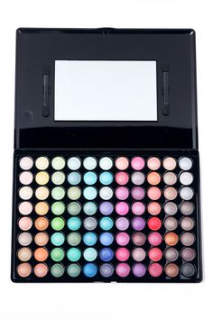 88 Color Makeup Cosmetics Eyeshadow Palette