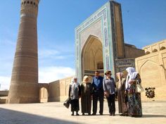 5 Places to See Before You Die: A Silk Road Journey with Patricia Schultz and MIR