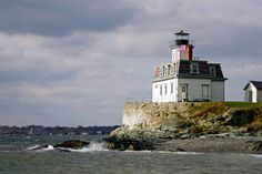 Rose Island Lighthouse, RI