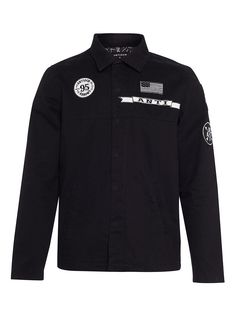 Anti Och Huffer Garage Jacket